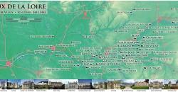 Le 26 mai 2013 : Vol autour des châteaux de la Loire.