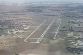 Visite de la BA 105