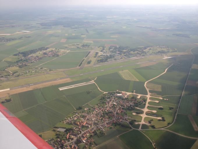 La base de Cambrai