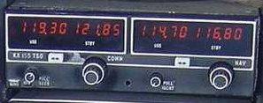 Contact radio en espace aérien contrôlé…