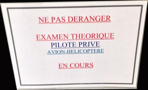 Examen PPL
