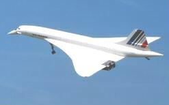 Concorde à Saint André