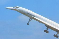 Passage Concorde à Saint André